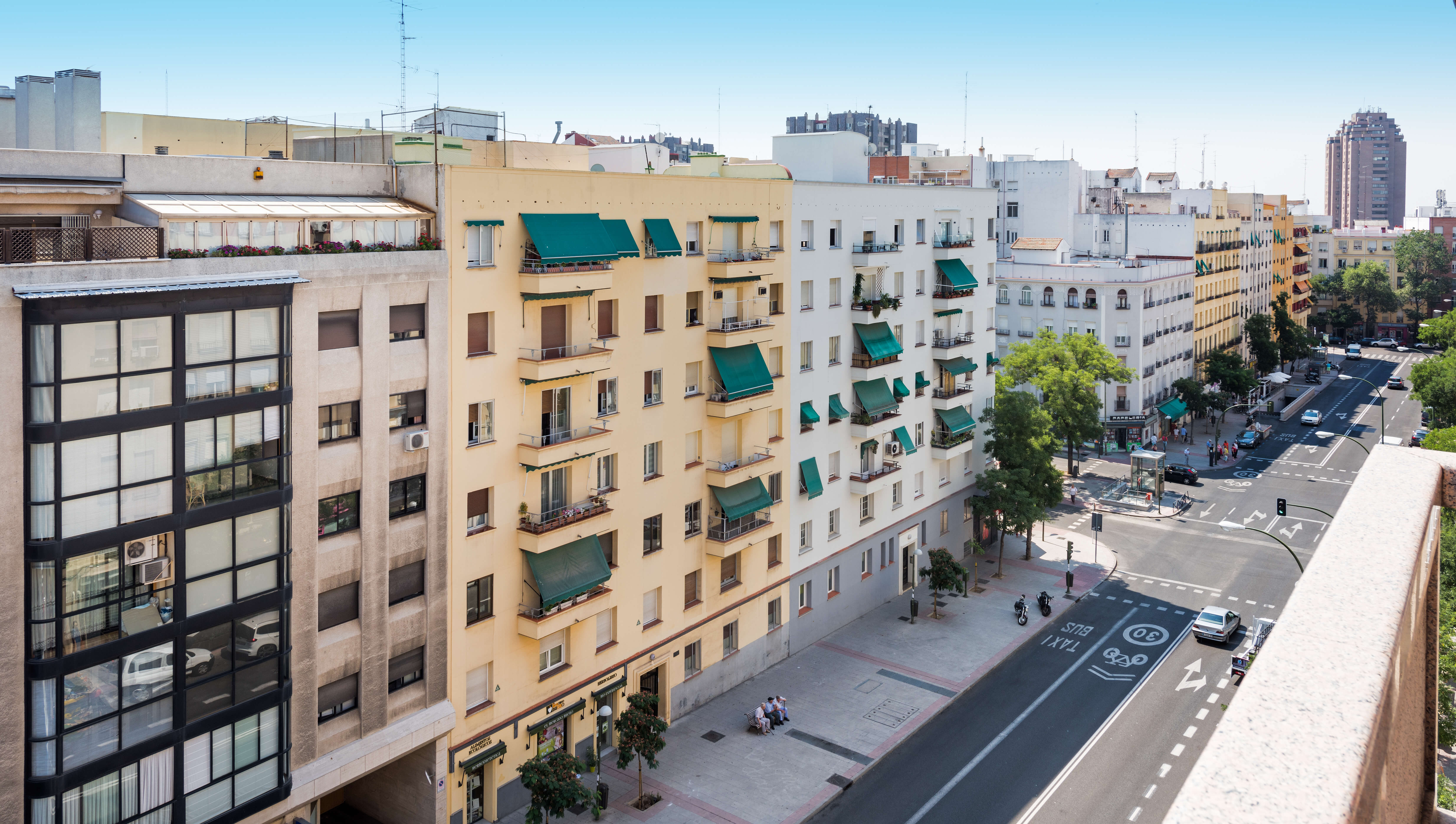 pisos alquiler Madrid centro