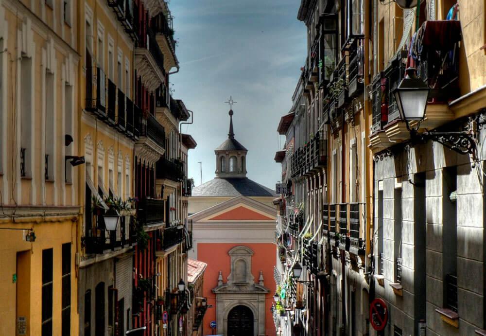 Barrio de Lavapiés - La Llave de Madrid
