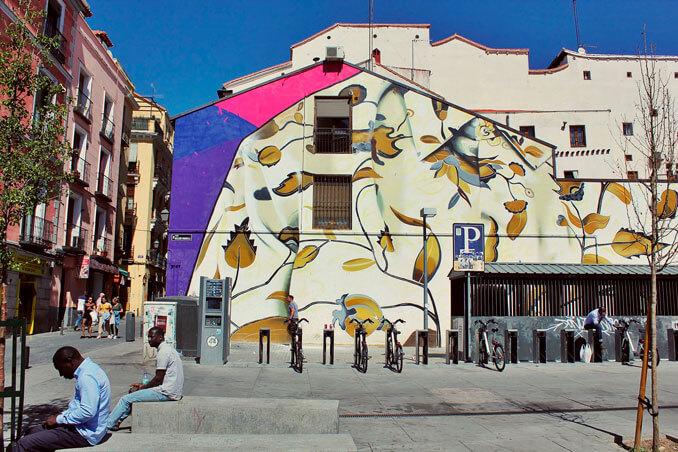 Lavapiés un barrio multicultural - La Llave de Madrid