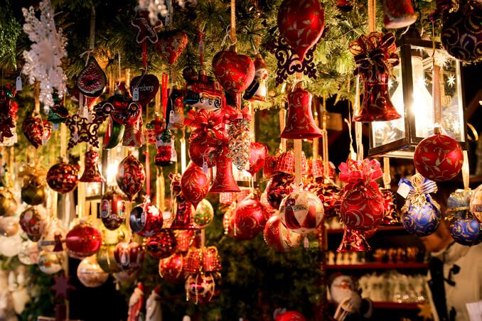Mercado navideño en Madrid - La Llave de Madrid