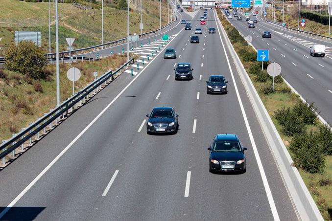 Circunvalación M-30 en Madrid - La Llave de Madrid