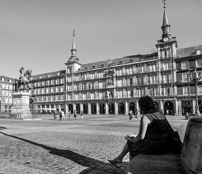 Plaza Mayor de Madrid - La Llave de Madrid